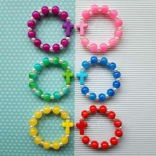 Mini Rosary Bracelets