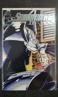 Shadow Hawk II #2 (image comics)