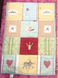 IKEA Baby Cot Patchwork Blanket