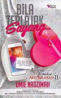 BEST SELLER NOVEL BILA TERLAJAK SAYANG