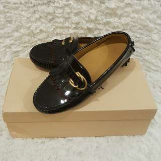 Sacoor Brothers SB genuine leather loafers