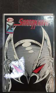 Shadow Hawk II #3 (image comics)