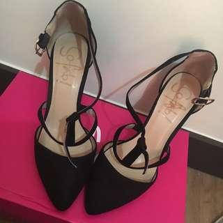 So Fab! Black Heels