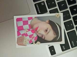 Twice dahyun what is love photocard