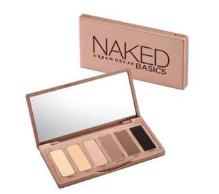 (DEFECT) Urban Decay NAKED BASICS