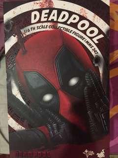 Hot Toys Deadpool BIB