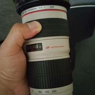 Canon EF70-200mm f/4 USM