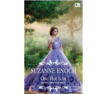 Ebook Kekasih Sang Highlander (One Hot Scot) - Suzanne Enoch