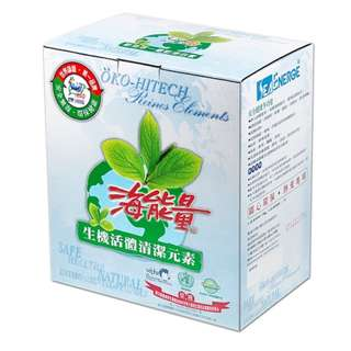 Sea Energe Environment Friendly Kid Friendly All-Purpose Cleansing Elements 3KG (IN STOCK!!!)