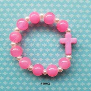 Mini Rosary Bracelet #1002