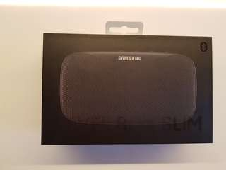 Brand New sealed Samsung Portable bluetooth speaker, pocket sized with superb sound