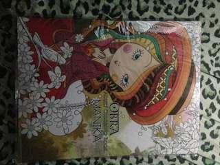 MANIKA(adult coloring book)