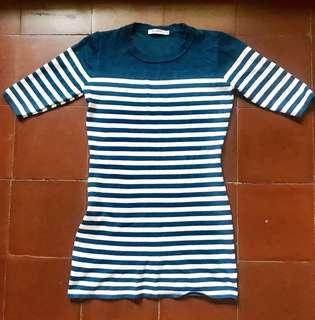 Stripe Dress•Michaela(on sale)