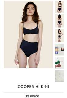 Eight Mermaid Cooper Bikini