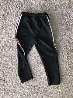 Stripey trouser