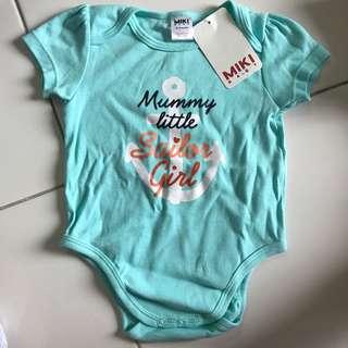 Miki Baby Romper