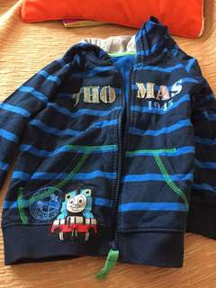 Thomas Jacket for 3-4 years old