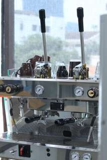 Espresso Machine conti cc100 PM hybrid