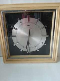 NEC clock
