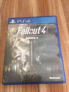 Ps4 Fallout 4 (異塵餘生 4)