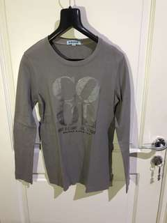 Baleno Grey COOL Sweatshirt