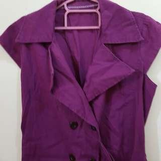 Violet Blouse/ Mini Dress 💕
