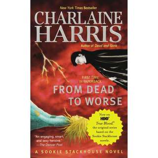 From Dead to Worse by Charmaine Harris
