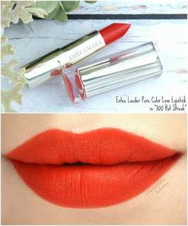 NEW - Estee lauder pure color love #300