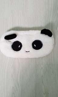 Flurry Panda Bear Pencil Case