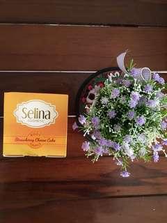 Selina Body Strawberry Cheesecake Souffle