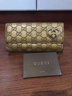 Gucci Wallet - Original