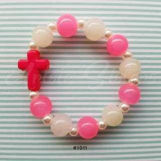 Mini Rosary Bracelet #1011