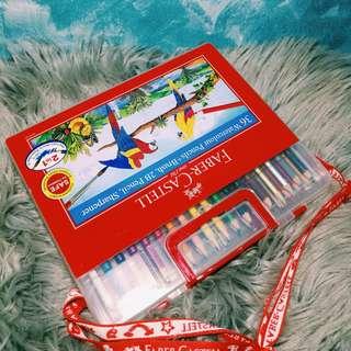 36 Water Colour Pencils