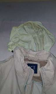 Jacket second merk JCT ukuran M