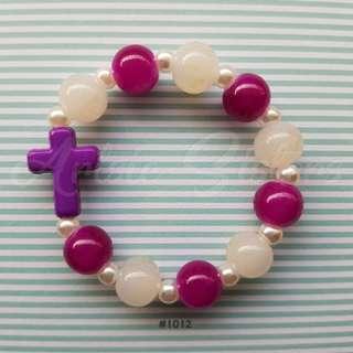 Mini Rosary Bracelet #1012
