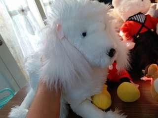 Boneka anjing cantikk