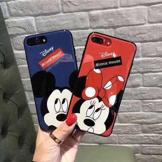Mickey and Miney Case