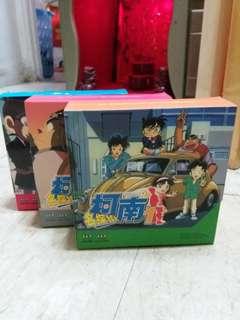 名偵探柯南 三盒 (粵語/日語 有字幕) 柯南 動漫 VCD