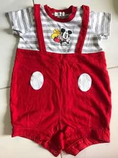 Mickey baby Romper