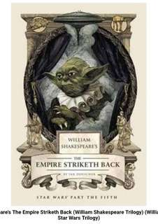 LIMITED EDITION STAR WARS BOOK!