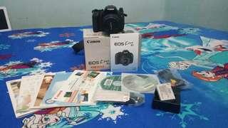 Kamera canon eos kiss x5