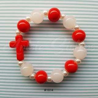 Mini Rosary Bracelet #1014