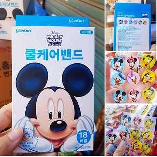 🚚 6/10收單🇰🇷韓國~迪士尼舒緩止癢貼🔥