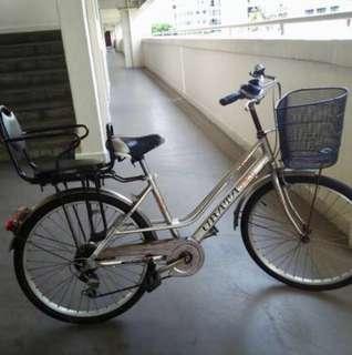 Urata Ladies bicycle