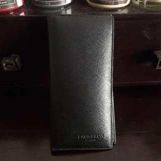 BRUNBRUN Black Wallet