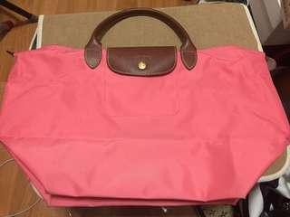 Longchamp 短柄 中size