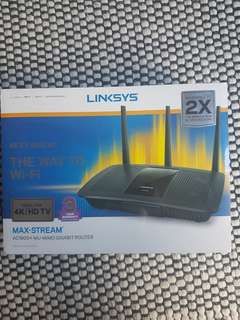 Brand New Linksys Wireless Router AC-1900+ for sale