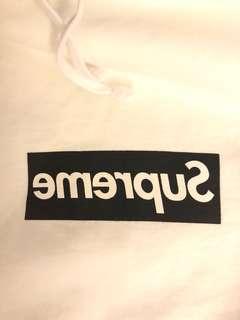 Supreme x COMME Des Garcons Shirt Box Logo Pullover