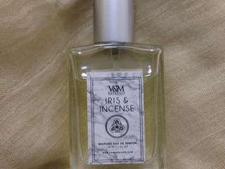 Iris and Incense perfume