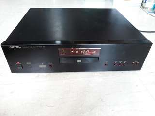 Rotel HDCD CD Player
